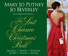 The Last Chance Christmas Ball by Mary Jo Putney and Jo Beverley (2016, MP3...