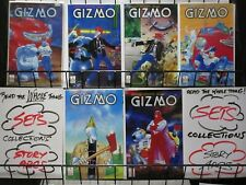 GIZMO (1986-87 MI) 1-6 OUTER SPACE-HOME OF CUTE ANIMALS