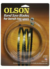 """Olson Band Saw Blade 59-1/2"""" Long x 1/8"""" Wide 14 TPI Hook Tooth"""