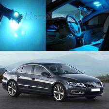 14pcs Ice Blue Error free Interior LED Light Kit for VW Passat CC (2009-2014)