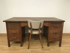 Oak Vintage/Retro Home Office Furniture with Drawers
