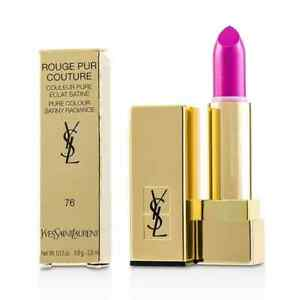 RRP £29 New Boxed YSL Rouge Purchase Couture Lipsticks matte or Satiny radiance