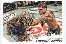 2011 TOPPS MOMENT OF TRUTH ROOKIE RC DEBUT ANTHONY PETTIS #218 WEC