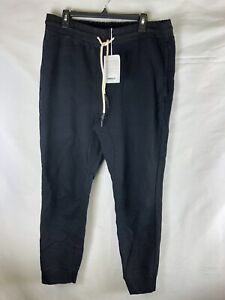 AG Adriano Goldschmied Men's The Kenji French Terry Jogger Size XL