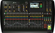 Behringer X32 Digital Mixing Console with 32 Channels, 16 Busses, Total Recall