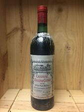 chateau l'eglise-clinet 1979 pomerol bordeaux rouge