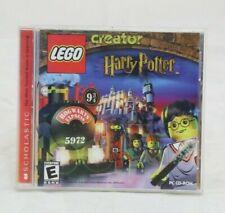 LEGO Creator Harry Potter PC Jewel Case