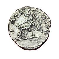 #4039 - RARE - Denier - Trajan (PM TRP COS III PP, Rome) - FACTURE