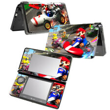 Vinyl SKIN DECAL STICKERS For NINTENDO 3DS Console Super Mario KART