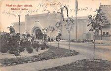 B8920 Hungary Pecs Orszagos Kiallitas Muveszeti pavillon 1907
