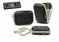 Navitech Black Case For Canon PowerShot ELPH 190 Camera NEW