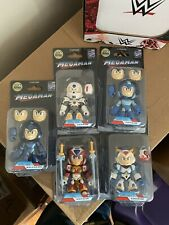 *Hard To Find *The Loyal Subjects-Megaman Ssdcc 2017 Exclusive Set