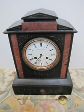 Antique Franch Japy Freres, A. Wheatley Marble Clock.