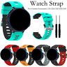 Silicone Watch Strap Band Two-tone for Garmin Forerunner 235/220/230/620/630