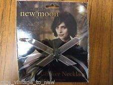 NEW NECA Twilight Alice Choker Necklace New Moon Cullen Crest costume Saga