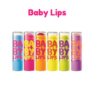 Maybelline Baby Lips Winter Delight Lip Balm NEW Carded Limited Edition 8HR