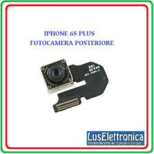 FLAT FLEX FOTOCAMERA POSTERIORE RETRO CAMERA PER APPLE IPHONE 6S PLUS