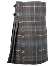 Men's Scottish 8 Yard Kilt 13 Oz Acrylic Mackenzie Tartan