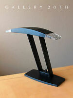 STYLE! MID CENTURY MODERN SONNEMAN DESK LAMP! DIMMER KOVACS PANTON WEDGE VTG