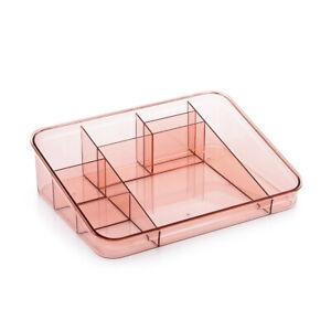 Transparent Cosmetic Storage Box Multi-Grade Makeup Jewelr Storage Display Racks