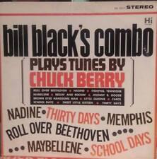 Bill Black's Combo Plays Chuck Berry - Hi Records - Instrumentals Elvis related.