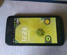 ZTE Warp N860 Sprint Boost Kroger Ting Tello Cellular Phone - Black