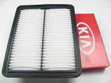 NEW GENUINE Engine Air Filter OEM For 2003-2006 Kia Sorento 3.5L V6   281133E000
