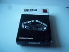 Geesa corner soap holder.  Holland.  New, packaging shows wear.