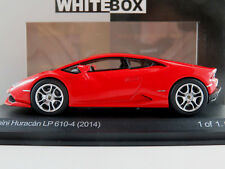 WhiteBox WB504 Lamborghini Huracán LP 610-4 (2014) in rot 1:43 NEU/OVP