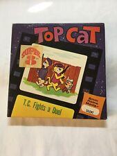 Vintage TOP CAT Super 8mm HOME FILM: T C FIGHTS A DUEL, Hanna-Barbara's