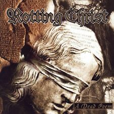 ROTTING CHRIST - A Dead Poem CD