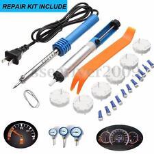 x27 168 6 Stepper Motor tool 11 bulbs Repair Kit For GM gauge instrument cluster