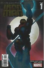 Marvel Ultimate Ironman comic issue 1