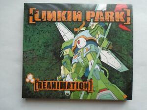 Linkin Park - Reanimation (Digipak CD) VG+ condition