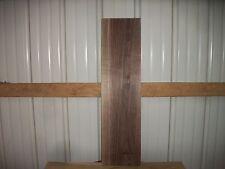 """1 Pc Walnut Lumber Wood Kiln Dried Boards 33 15/16""""X 9 1/16""""X 1"""" Clear Flat 650A"""