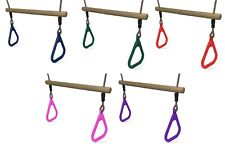 EX-Display Trapeze Bar Swing for Kids Swing Set and Climbing Frames in 5 Colours