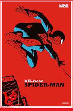 All New SPIDER-MAN  6 06 Nov 2016 Variant spiderman 2099 Marvel Panini # NEUF #