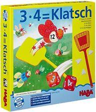 HABA Spiel 3x4 Klatsch 4538