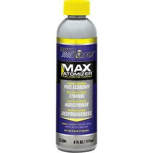 ROYAL PURPLE -  Max Atomizer Fuel Injector Cleaner