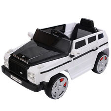 12V MP3 Kids Ride On Car Battery Power Wheels RC Remote Control w/ LED Lights