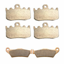 Volar Sintered HH Front & Rear Brake Pads for 2007-2009 BMW R1200RT