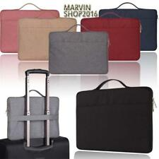 "Universal Sleeve Case Carry Hand Bag Pouch For 11"" 13"" 14"" 15"" Laptop Notebook"