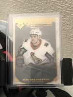 2019 Upper Deck Ultimate Collection Introductions Erik Brannstrom #UI-35 Rookie