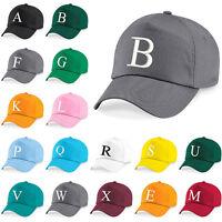 Baseball Cap Kids Letter Hat Girls Boys Childrens Kids Summer Graphite Grey