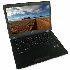 """Dell E7450 ULTRABOOK Laptop i7 5600u 2.6G 8Gb 256GB 14"""" FULL HD WIn10Pro wifi B"""