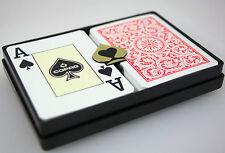 2 X Copag Playing Cards 100 Plastic Jumbo Index Poker