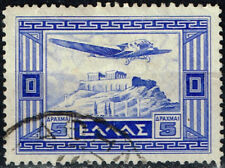 Greece Aviation Aircraft stamp 1955