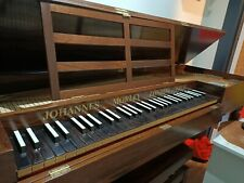 More details for clavichord