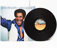 Gene Chandler When You're #1 LP Vinyl Record Stereo T-598 USA 1979