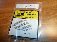 Ecg8167 Thermal Cut Out Fuse (=Nte8167) 171 C / 340 F ,Nos/Nip